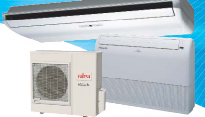 Ceiling & Floor Systems Universal Mounted